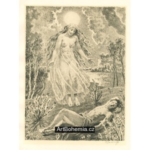 Endymión, opus 779 (1959) - Druhých 10 básní J.Vrchlického