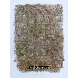 Zahrada (Hommage à Alois Senefelder II)