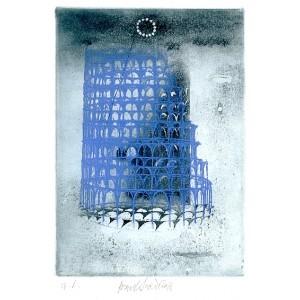 Babylonská věž IV