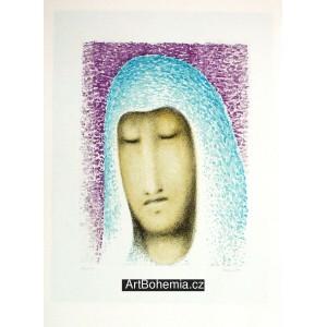 Anděl (Stařena), opus 35 (Hommage à Alois Senefelder I)