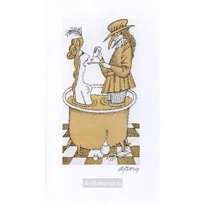 Medicína ve vaně