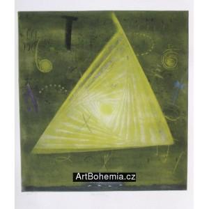 Žlutý trojúhelník