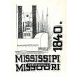Mississippi Missouri 1840