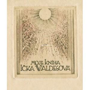Zářící slunce - EXL Ička Waldesová