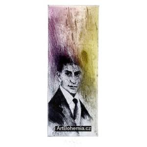 Franz Kafka v Praze
