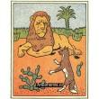Lev - král pouště
