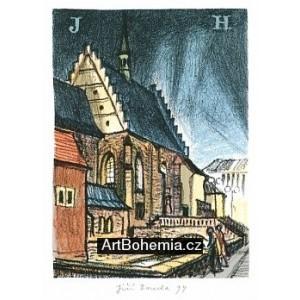 Kostel sv.Bartoloměje (Pardubická nokturna)