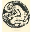 Akt přikrčený k miminku - PF 1983 Alena Antonová