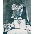Les Ménines (d´après Velázquez) (20.8.1957 I)