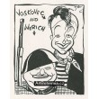 Voskovec & Werich po uvedení Těžké Barbory v USA (1940)