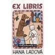 Pejsek předčítá kočičce (EXL Hana Ladová)