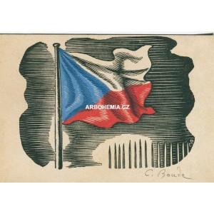 Československá vlajka, opus 888