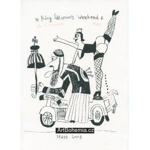 King Salomon´s Weekend (z alba JŠ 50 - vydáno k padesátinám Jiřího Šalamouna)