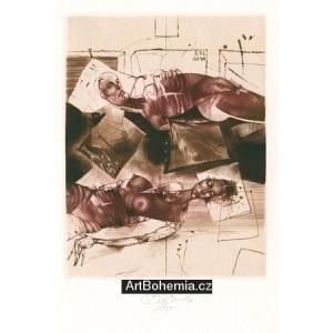 Lenost - Sedm smrtelných hříchů