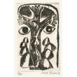 Rajský strom s Evou (Vincent Hložník *65)