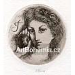 Hlava Evy s jablkem, opus 1087
