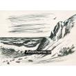 Mořské pobřeží (Sběratel - ilustrace pro Světovou literaturu)