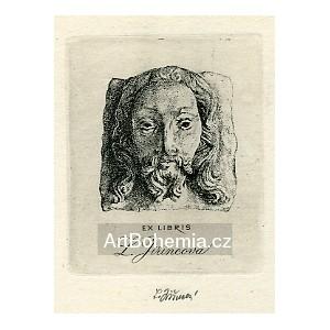 Domovní znamení U kamenné hlavy, opus 1098 - EXL Ludmila Jiřincová