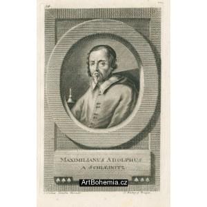 Maximilianus Adolphus a Schleinitz