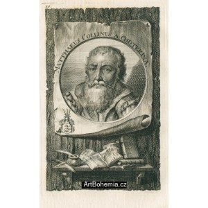 Matthaeus Collinus a Choterina