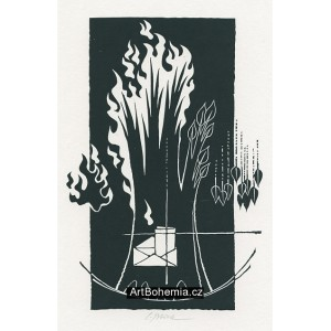 Ohnivý strom