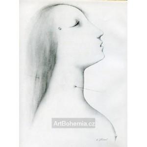Dívka s šípem (Píseň lásky)