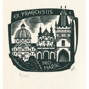 Pražské věže - EX Pragensis Dr. Otakar Mařík