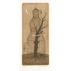 Uschlý strom v kleci - EXL Pavel Sivko