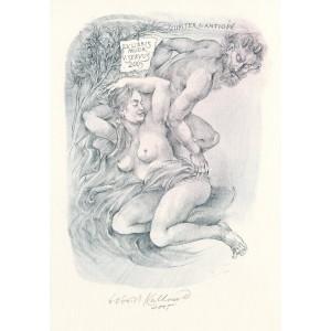 Jupiter & Antiopé