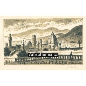 Florencie (z cyklu Itálie)