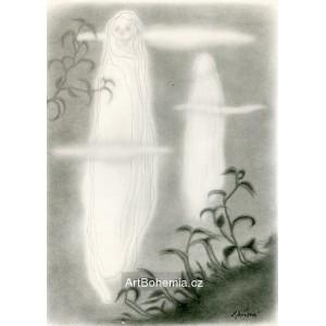 Dva duchové (K.H.Mácha: Máj)