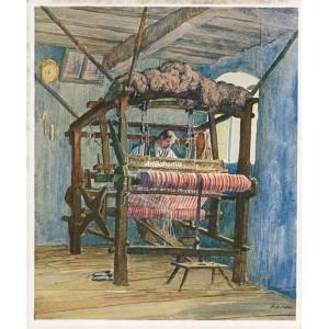Hradčany od Šítkovských mlýnů