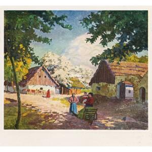 Z Chodské vesnice