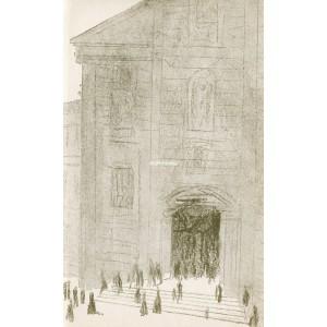 Kostel svatého Františka z Assisi v Praze