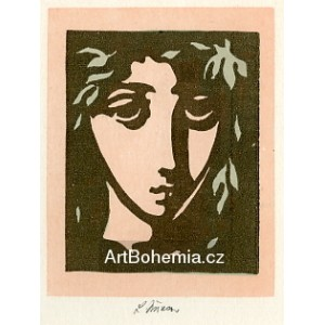 Malá dívčí hlava, opus 970a - PF 1981 Ludmila Jiřincová