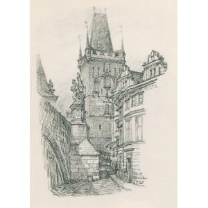 Vysoká mostní věž (1943)
