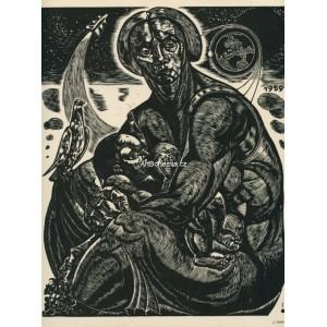 Matka kojící dítě (1959)