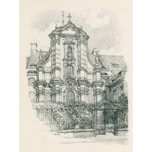 Kostel sv.Josefa (1943)