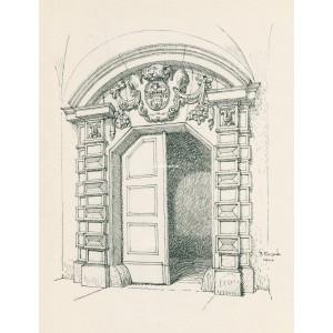 Radniční portál (1944)
