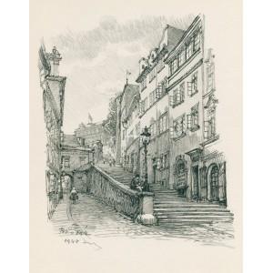 Nové zámecké schody (1944)