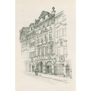 Valkounský dům v Nerudově ulici (1944)