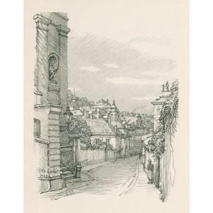 Vlašská ulice (1943)