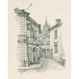 """Dům """"U Ježíška"""" (1942)"""