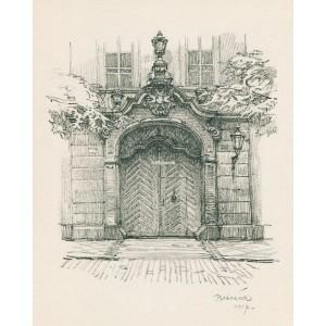 Maltézský portál (1917)