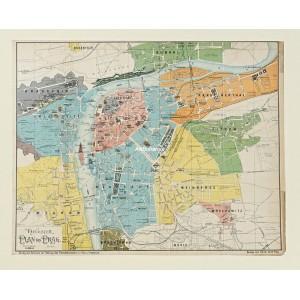 mapa - Sanctus Wenceslaus Regnum Bohemiae