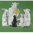Čtenářský kroužek zvířat