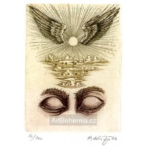 Oči a křídla (Genesis) (Biblos)