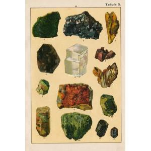 Nerosty a horniny III