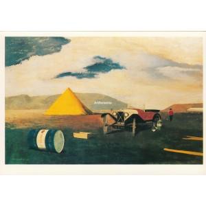 Krajina s automobilem (1963)