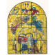 Benjamin (Benjamín) III - The Jerusalem Windows